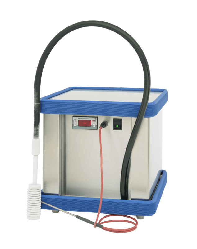 Labor/Industrie Tauchkühler TK 1040 von FRYKA | Ansicht von der Seite