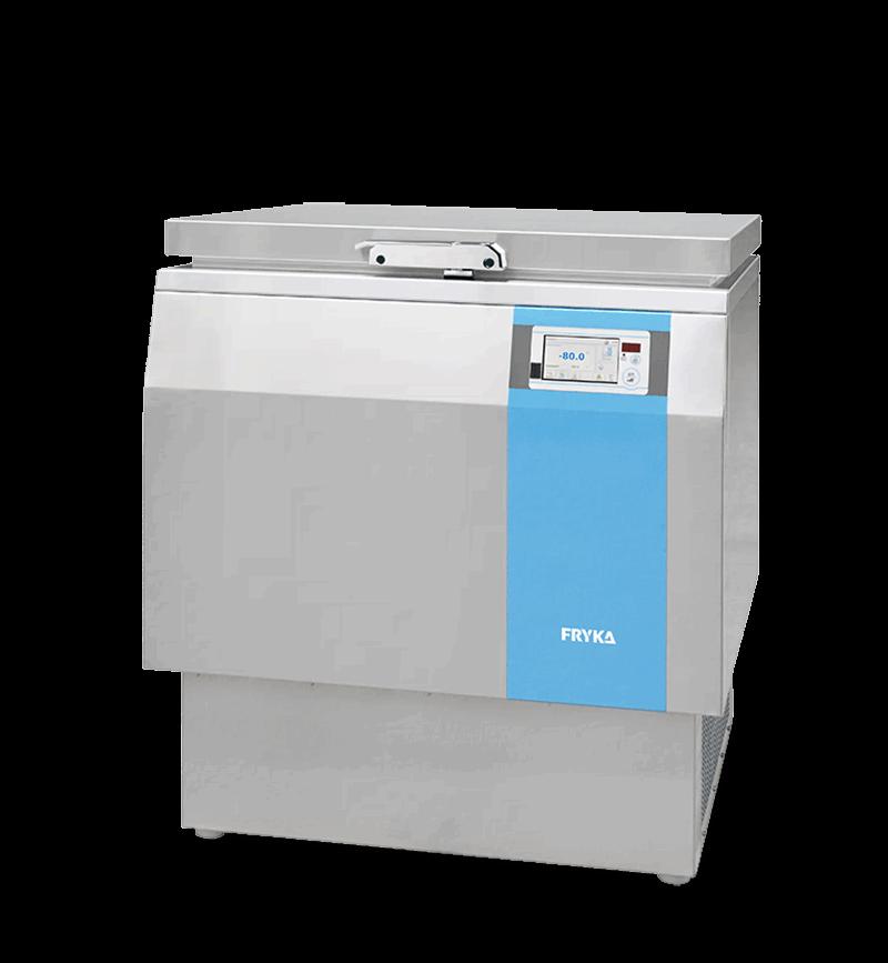 Labor/Industrie Ultratiefkühltruhe TT 85-90 logg von FRYKA | Ansicht von der Seite