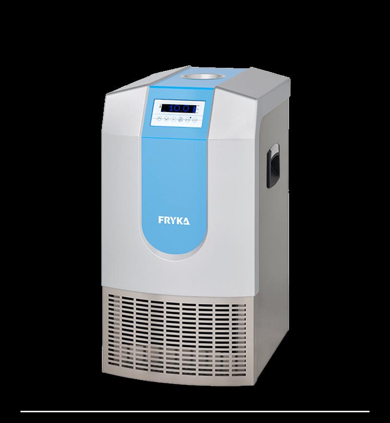 Labor/Industrie Umlaufkühler ULK 1002 von FRYKA | Ansicht von der Seite