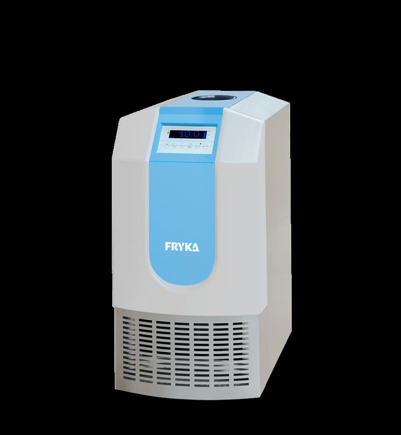 Labor/Industrie Umlaufkühler ULK 602 von FRYKA | Ansicht von der Seite