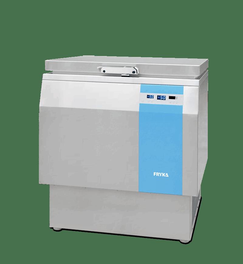 Labor/Industrie Tiefkühltruhe TT 50-90 von FRYKA | Ansicht von der Seite