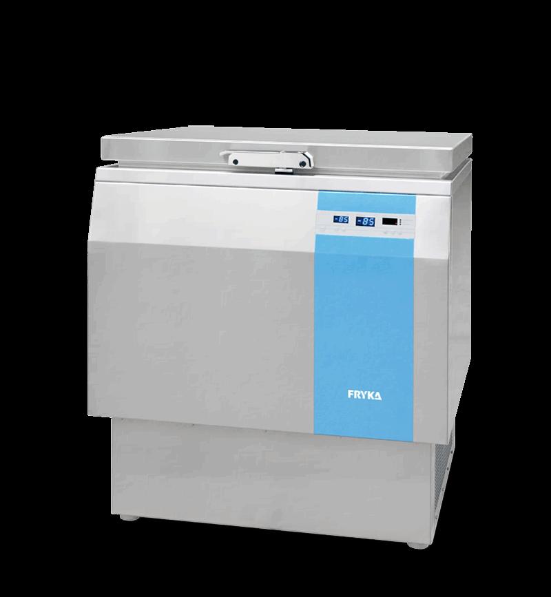 Labor/Industrie Ultratiefkühltruhe TT 85-90 von FRYKA | Ansicht von der Seite