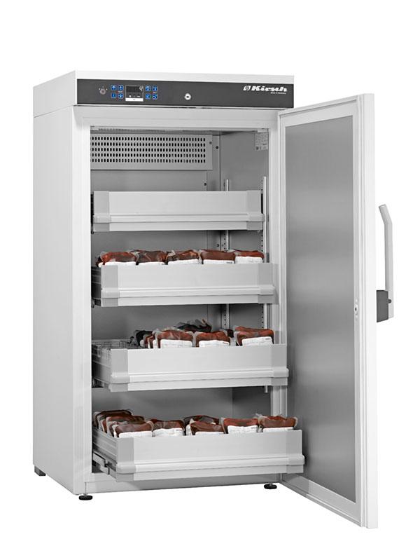 Blutkonservenkühlschrank BL-300 von Kirsch mit offener Standardtüre