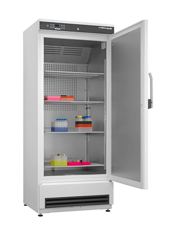 Laborkühlschrank LABO-468 von Kirsch mit offener Standardtüre