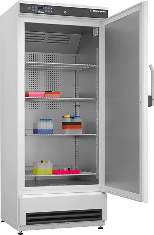 Laborkühlschrank LABO 468 Por-Active von Kirsch mit offener Standardtüre