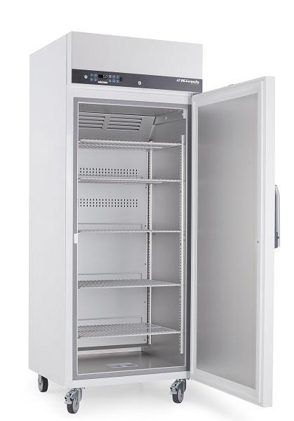 Laborkühlschrank LABO 520 Pro-Active von Kirsch mit offener Standardtüre
