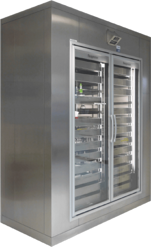 Medikamentenkühlzelle zur Medikamentenkühlung von Leitner Kältetechnik