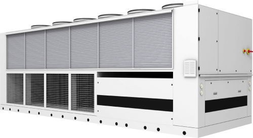 Kaltewassersatz Rückkühler für den Industriebedarf zur Erzeugung von Industriekälte von Leitner Kältetechnik