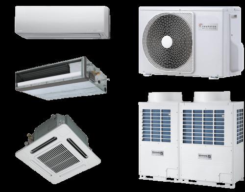 Toshiba Klimaanlagen zur Raumklimatisierung von Leitner Klimatechnik