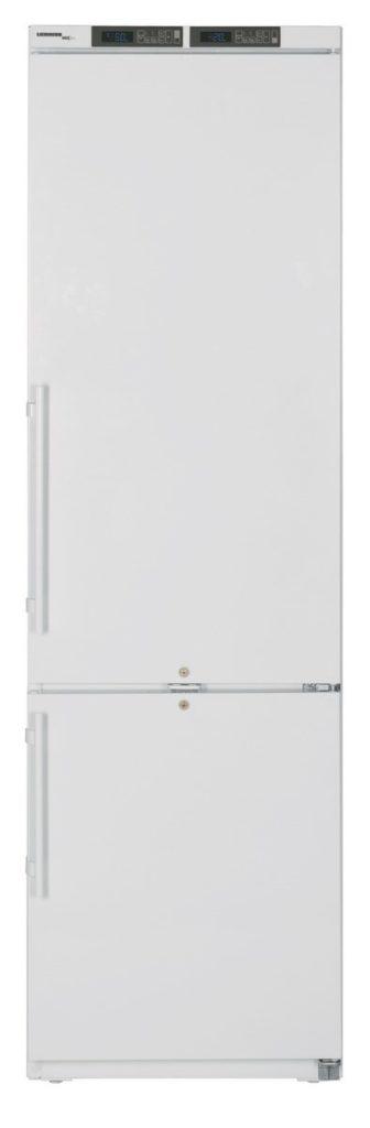 Labor Kühl- und Gefrierkombination LCv 4010 MediLine von Liebherr mit geschlossener Standardtüre