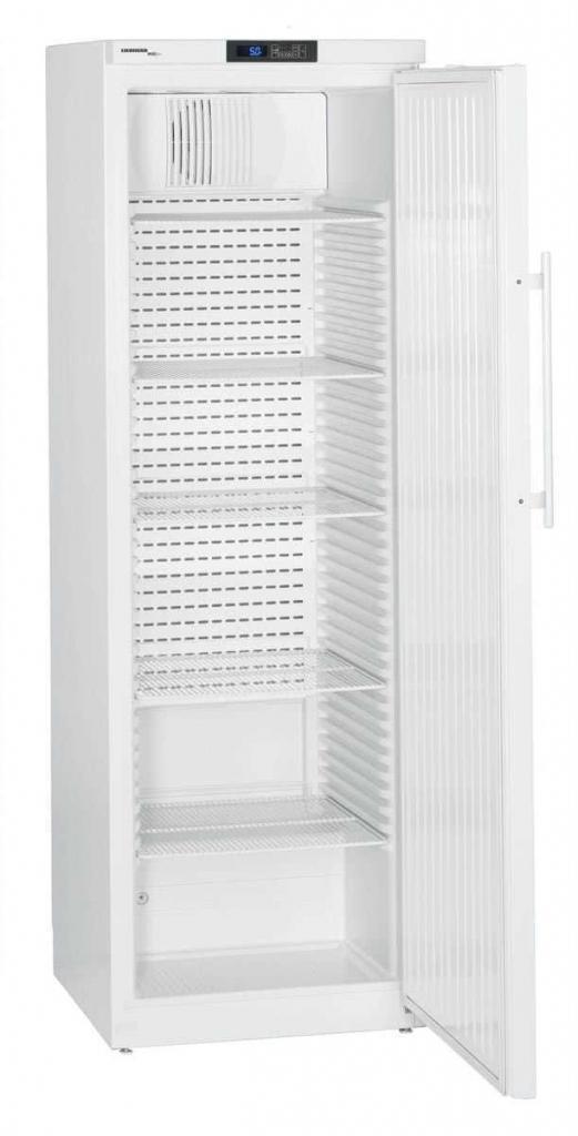 Medikamentenkühlschrank MKv 3910 von Liebherr mit offener Standardtüre