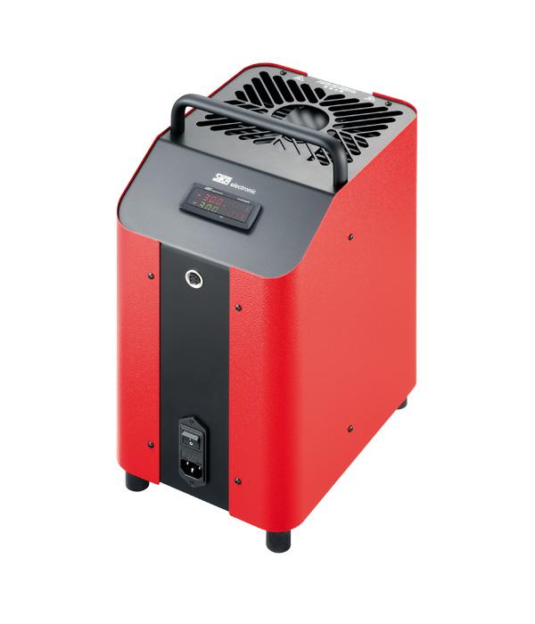 Labor/Industrie Temperaturkalibrator TP 17200 von SIKA | Ansicht von der Seite