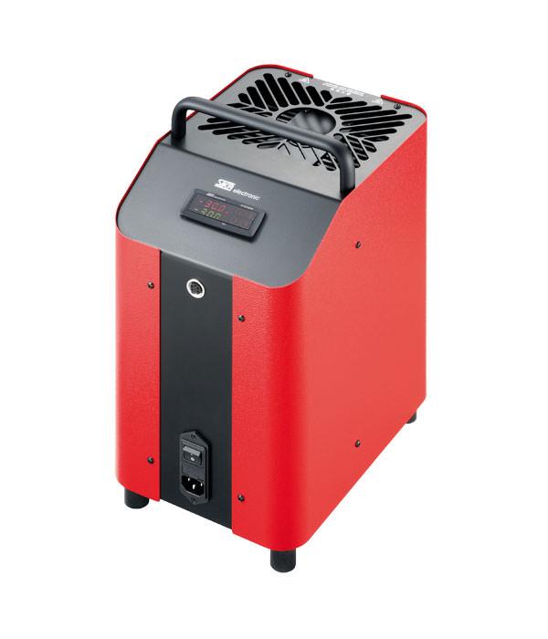 Labor/Industrie Temperaturkalibrator TP 17166 von SIKA | Ansicht von der Seite