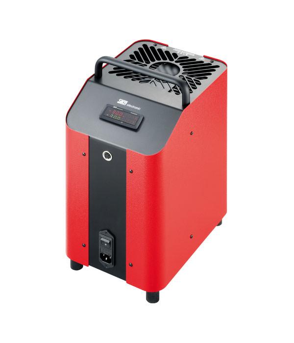 Labor/Industrie Temperaturkalibrator TP 17166S von SIKA | Ansicht von der Seite