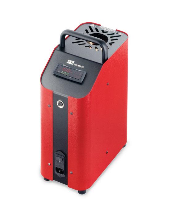 Labor/Industrie Temperaturkalibrator TP 17650S von SIKA | Ansicht von der Seite