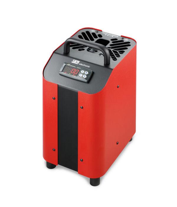 Labor/Industrie Temperaturkalibrator TP 17ZERO von SIKA | Ansicht von der Seite