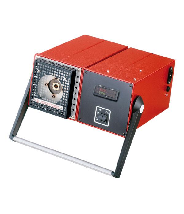 Labor/Industrie Temperaturkalibrator TP 18200E von SIKA | Ansicht von der Seite
