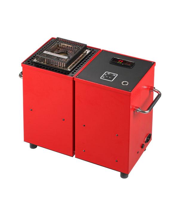 Labor/Industrie Temperaturkalibrator TP 18850E von SIKA | Ansicht von der Seite
